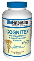 Cognitex® with Pregnenolone & NeuroProtection Complex