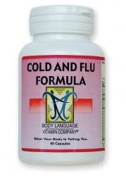 Cold and Flu Formula