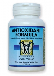 antioxidant formula vitamins and supplements